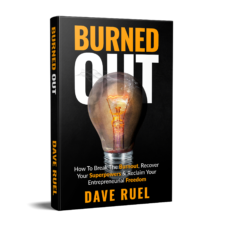Burned out book EFFIC